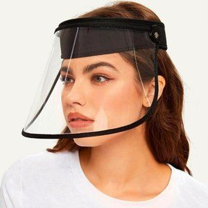 Talk to Me Face Shield-Pink